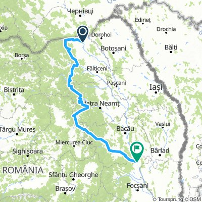 Camino de Moldova