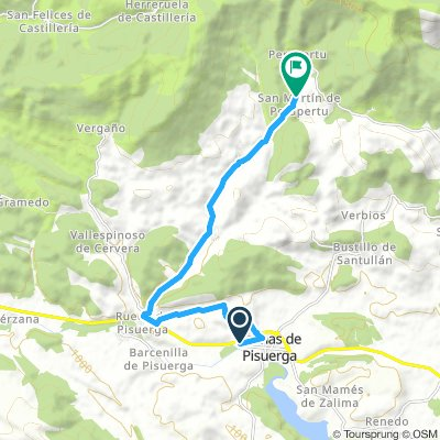 Salinas de Pisuerga for 12th
