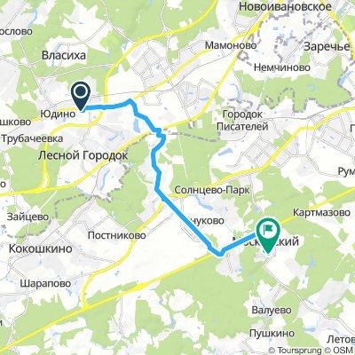 vniissok - moskovskii