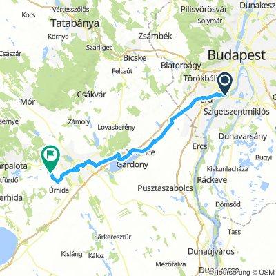 Будапешт - Секешфехервар (6й день)