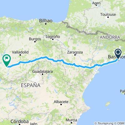Salamanca-Juzbado