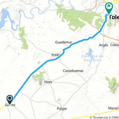Galvez - Toledo (Castilla la Mancha, España)