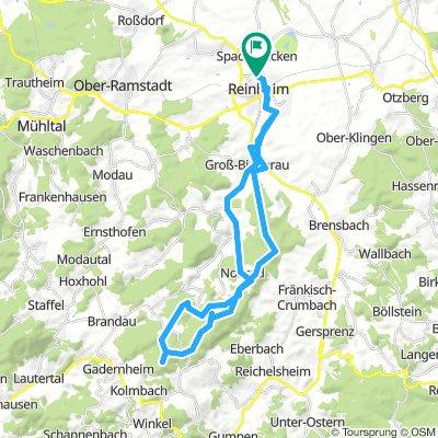 Reinheim - Neunkirchner Höhe