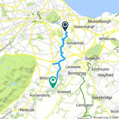 Castlebrae to McDonalds 24th May v2