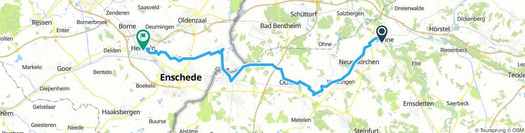 Rheine - Hengelo
