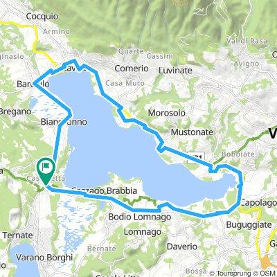 I_Rund um den Lago di Varese