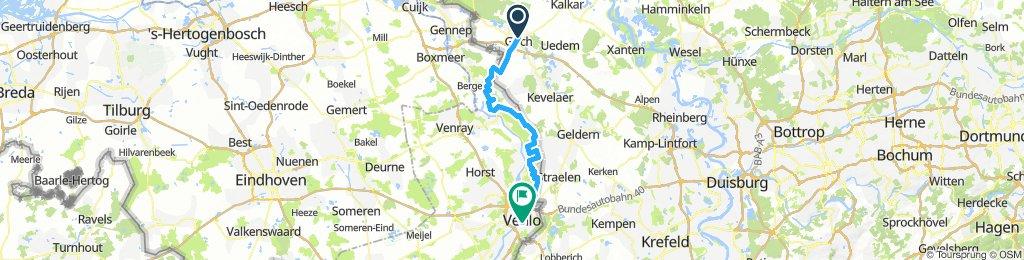Herrensitz Route National Park NL