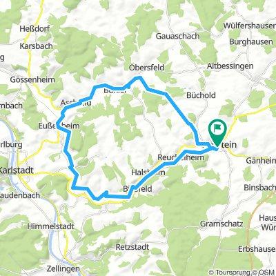 Arnstei-Eußenheim-Erlasee