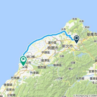 2016環島9-1台北->新竹