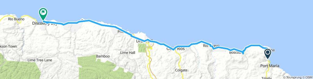 Port Maria - Discovery Bay