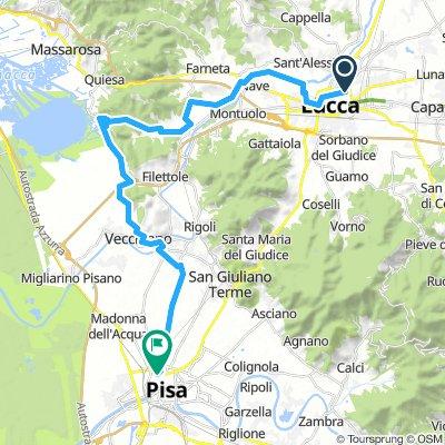 Pisa-Lucca