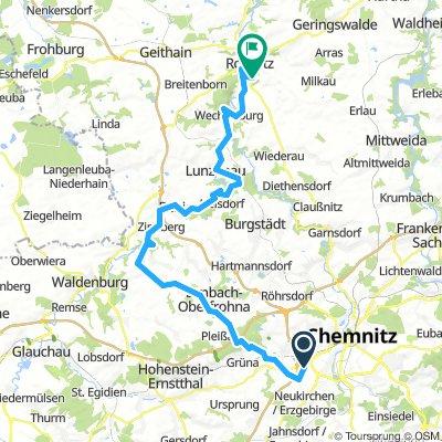 Chemnitz-Rochlitz MTB
