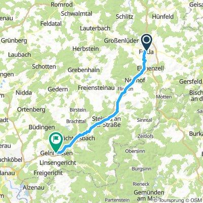Fulda-Gelnhausen