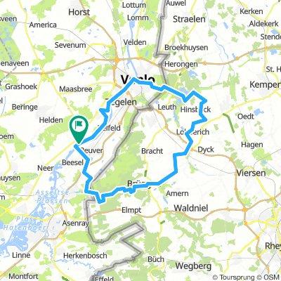 Kessel-Venlo-Lobberich-Brüggen