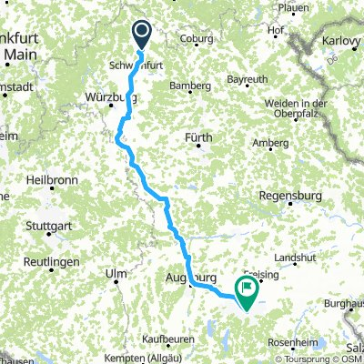 Thundorf - München 3