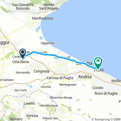 Benevento-Trani