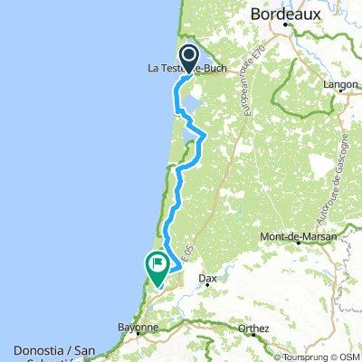 Tour de Landes Etappe 2
