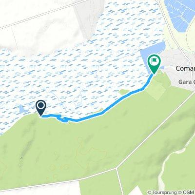 Brief Saturday Route In