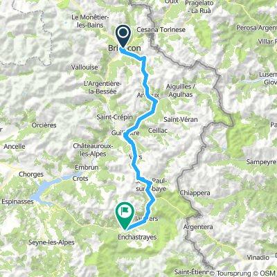 Ruta Alpes 6