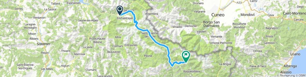 Ruta Alpes 7