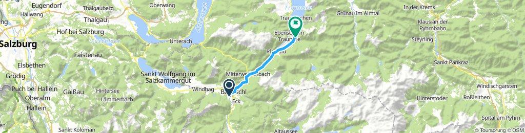 Slow Sonntag Ride In Bad Ischl