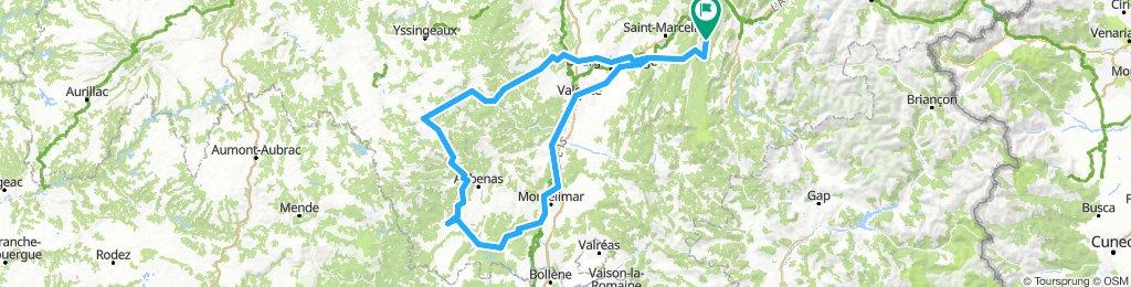 Tour en Ardèche 1