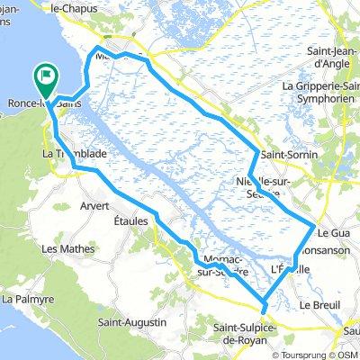 Ronce-les-Bains - Marennes - La Cayenne