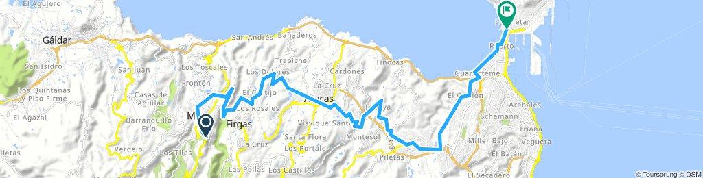 09_24.03. Moya - Las Palmas de Cran Canaria