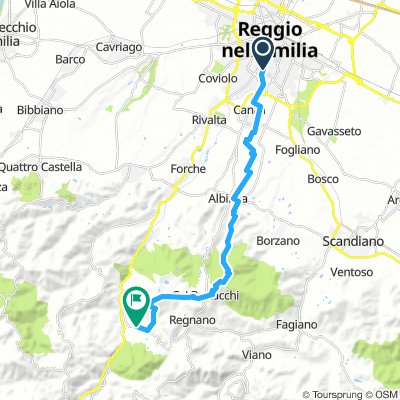 Reggio - Montalto hp:1