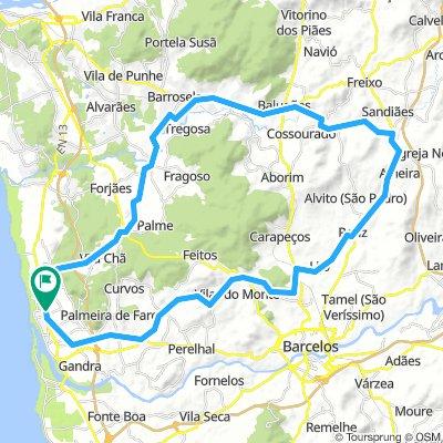 north of Portugal-MTB