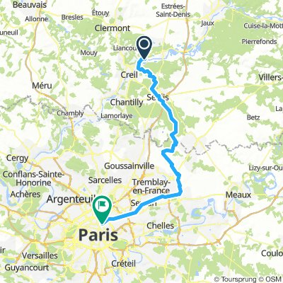 Brenouille-Paris