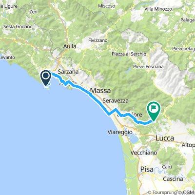 Day 5. Portovenere to Pescaglia
