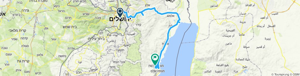 Radreise Israel: 03