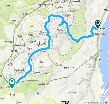 Radreise Israel: 05