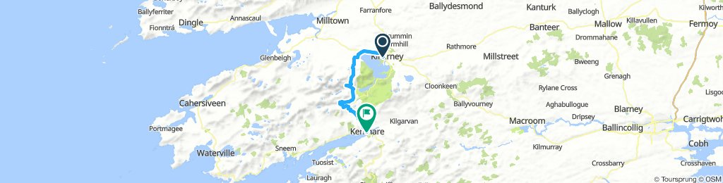 Killarney to Kenmare