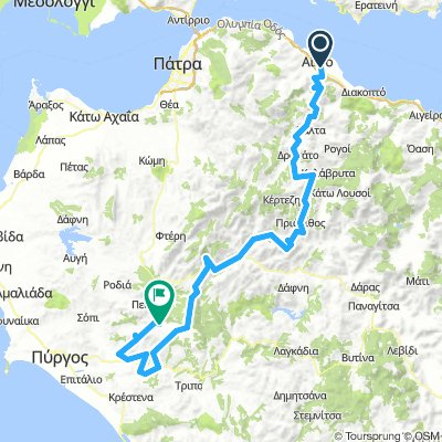 Tour of Greece Etappe 3
