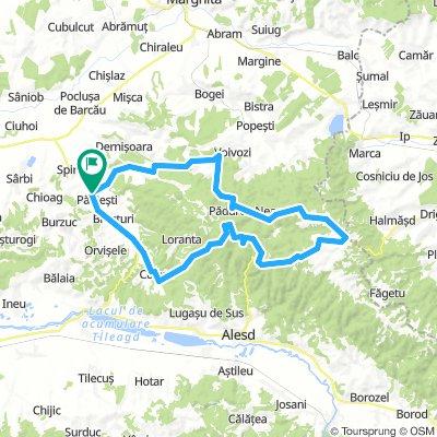 test Paulesti - Huta Slavia Loop