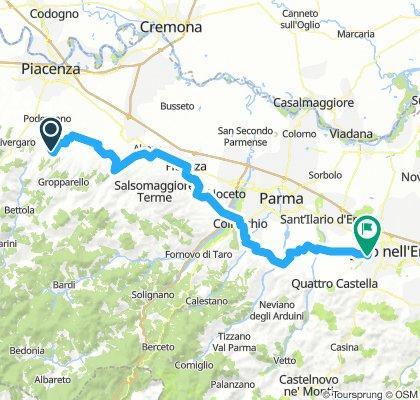 5.Etappe Reggio