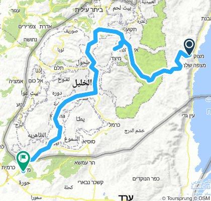 Radreise Israel - 05