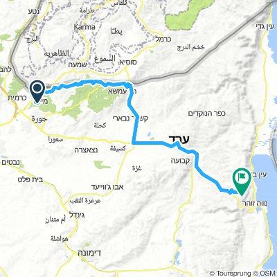 Radreise Israel - 06