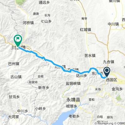 夏チベット 3日目