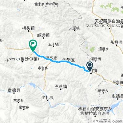 夏チベット 4日目