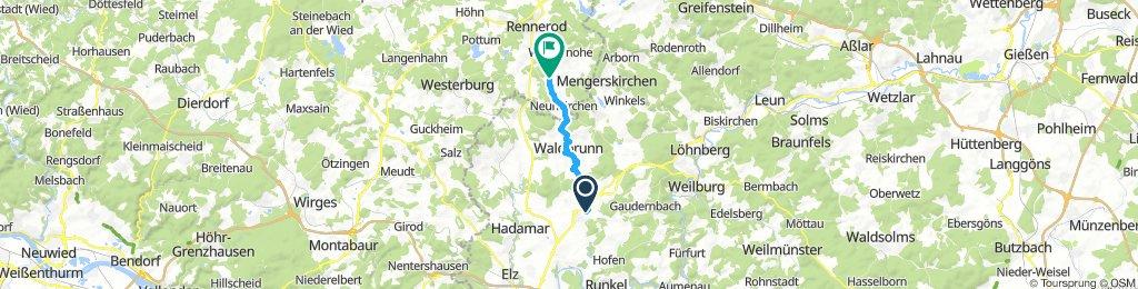 Hüblingen - Obertiefenbach