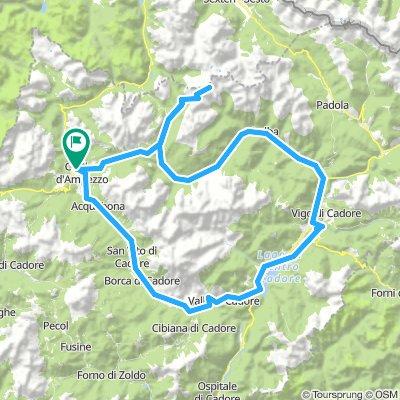 Cortina - Tre Cime di Lavaredo - Cadore
