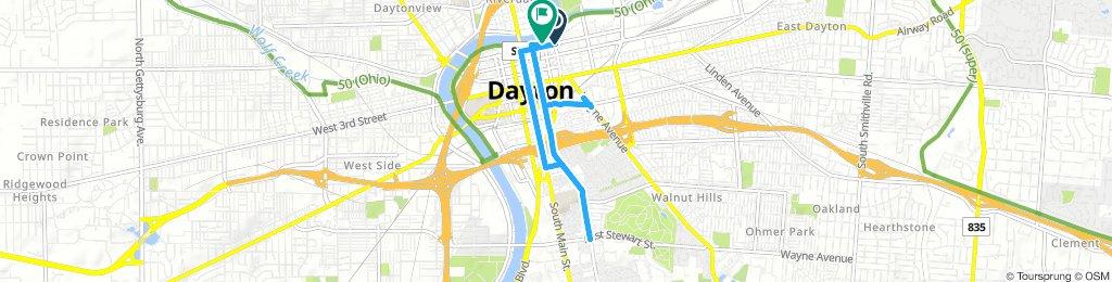 ESR Dayton Breakout Ride!