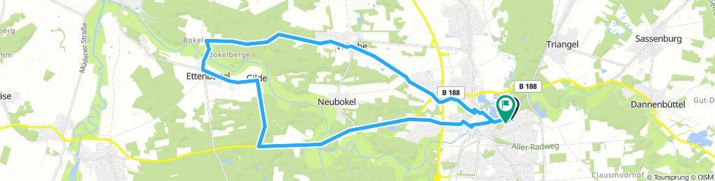 Bokelberge