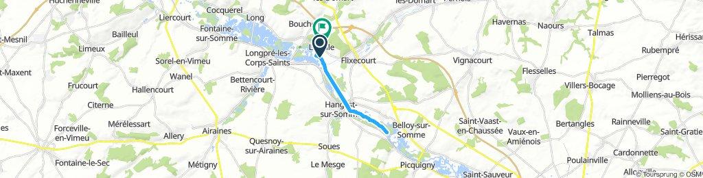 Steady Dimanche Course In L'etoile