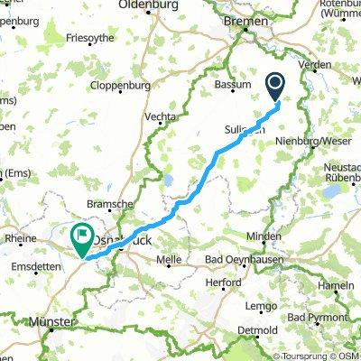 2015 Eckel - Bingen E02 Bruchhausen-Vilsen - Tecklenburg