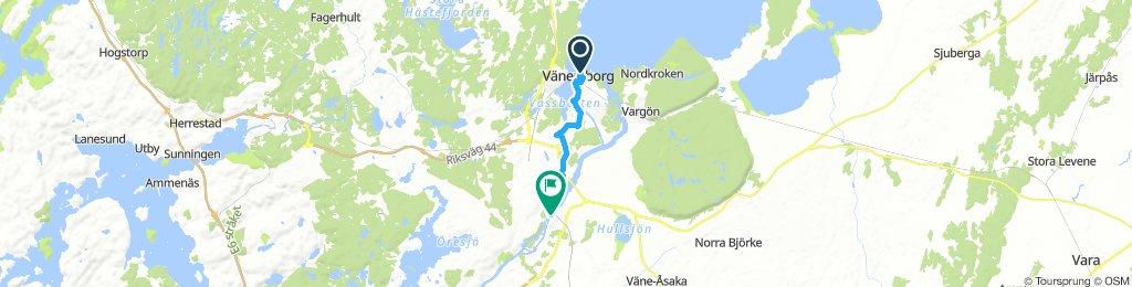 Vänersborg-Trollhättan