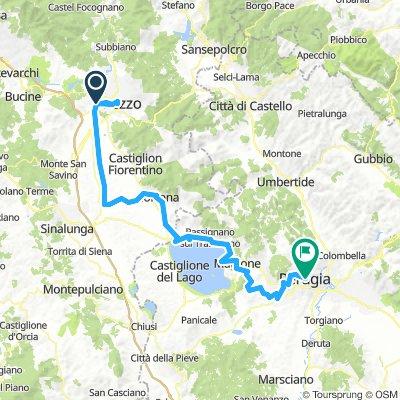 Arezzo Purugia